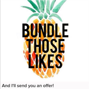 Accessories - Bundle your likes & I will send you an offer :0)